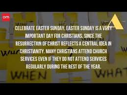 do they celebrate easter in australia