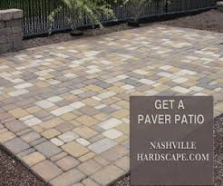Types Of Pavers For Patio This Is An Image Of A Paver Patio In Brown And Gray Paver