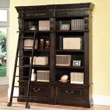 Library Bookcases With Ladder Parker House Gpal 9030 2 9095 Grand Manor Palazzo Museum Library
