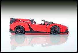 lamborghini sports car images lego ideas lamborghini veneno roadster