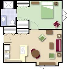 Home Design For 650 Sq Ft Boardman Lake Glens Accommodations