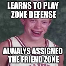 Bad Luck Meme Generator - bad luck brian basketball player meme generator imgflip