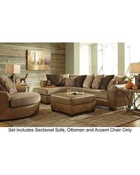 sectional sofas with ottoman amazing deal declain 86302 08 21 16 67 3 piece living room set