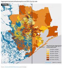 Houston Map By Zip Code by Sarah Rosen Wartell Swartell Twitter