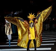 where is the halloween parade in new york city new york city halloween parade pushing time