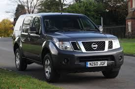 grey nissan pathfinder nissan pathfinder van 2010 van review honest john