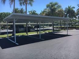 12x24 Carport 1 Carport Contractor In Southwest Florida