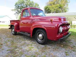 cool great 1954 ford f 100 1954 ford f 100 straight 6 no
