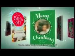 the christmas moonpig advert youtube