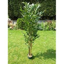 artificial plants large 5ft bamboo artificial tree 1 5m 150cm