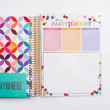 party planner snap in party planner dashboard