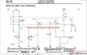 mitsubishi l200 engine wiring diagram with blueprint wenkm com