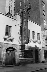 why dancing was so important at the stonewall inn new york u0027s