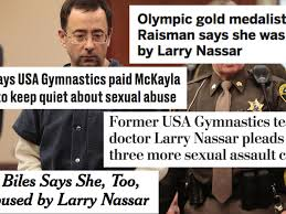 the olimpyc gymnastic shark in 2013 photos a comprehensive timeline of the larry nassar case sbnation com