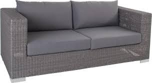 Garten Loungemobel Anthrazit Dreams4home Lounge 2er Sofa