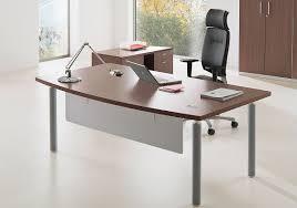 bureau direction pas cher bureau bois fonc bureau design blanc et bois brook with
