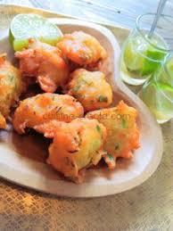 cuisine morue accras de morue marinades je cuisine créole