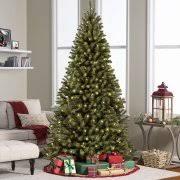 artificial prelit christmas trees pre lit christmas trees