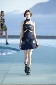 Louis Vuitton Clothes For Women Alicia Vikander Stuns In Strapless Trouser Dress At Jason Bourne