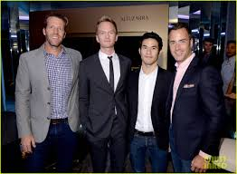 neil patrick harris rolls out the emmy awards red carpet photo