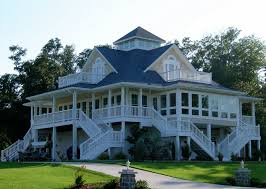 wrap around porches southern home designs with wrap around porches
