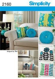 sewing patterns home decor slipcovers for sofa loveseat sewing pattern 5383 simplicity how