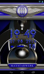 digi clock widget apk digi clock widget blue 2 50 apk for android aptoide
