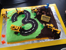 How Decorate Cake At Home Best 20 Construction Birthday Cakes Ideas On Pinterest