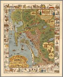 Map San Diego City Of San Diego David Rumsey Historical Map Collection