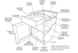 kitchen cabinet blueprints kitchen cabinets blueprints quicua com