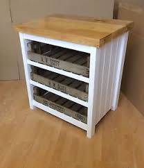 free standing kitchen island freestanding kitchen island butchers block unit rustic chunky