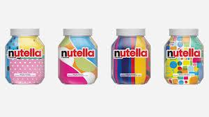 packaging design algorithm designs seven million different jars of nutella