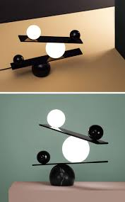 the balance lamp by victor castanera modern lights and