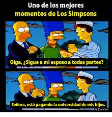 Simpson Memes - 25 best memes about los simpsons los simpsons memes