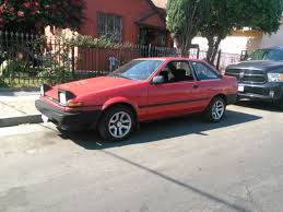 1986 toyota corolla gts hatchback for sale toyota corolla coupe 1986 for sale jt2ae86s9g0207065 ae86