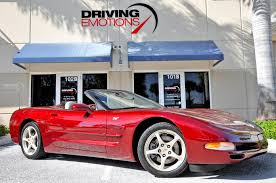 2003 50th anniversary corvette 2003 chevrolet corvette convertible 50th anniversary edition