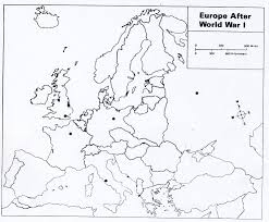 Map Of Europe Test by D