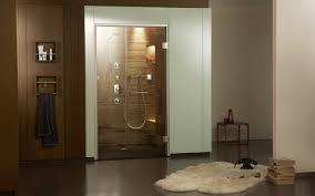 klafs steam showers maximum indulgence and minimum space