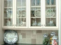 Glass Kitchen Cabinet Door Frosted Glass For Kitchen Cabinet Doors S Modern Frosted Glass