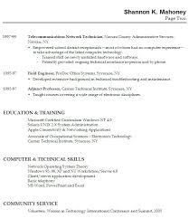 Work Experience Or Education First On Resume High Student Resume Examples No Work Experience Best