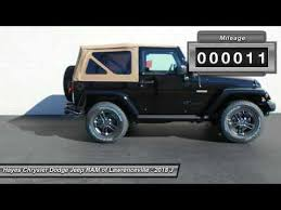chrysler dodge jeep ram lawrenceville 2018 jeep wrangler lawrenceville ga l841007