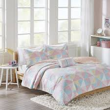 Geometric Coverlet Comforters U0026 Sets Bedding