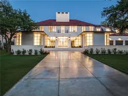 modern style homes for sale in dallas fort worth texas area