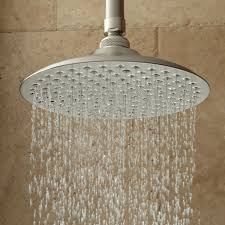bostonian rainfall shower head bathroom