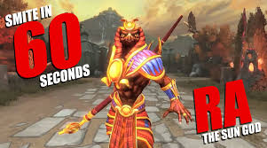smite in 60 seconds ra the sun god