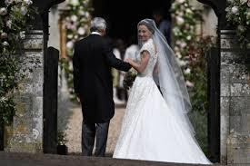 pippa middleton marries in lavish semi royal wedding boston herald