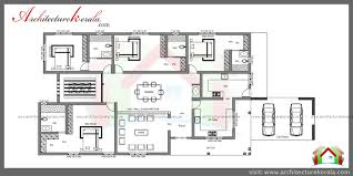 shining inspiration 13 house plans with courtyards in kerala