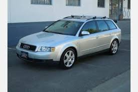 2004 audi a4 wagon for sale used 2004 audi a4 wagon pricing for sale edmunds
