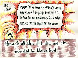 themes in god are not to blame job faith under fire overview bible