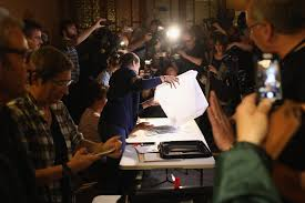 catalonia attempts to vote for independence defying spain u2013 asian